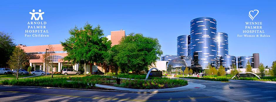 Arnold Palmer Hospital for Children & Winnie Palmer Hospital for Women & Babies